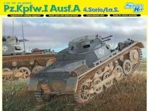Dragon 6451 Pz.Kpfw.I Ausf.A 4. serie/La.S