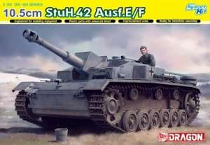 Dragon 6834 10.5cm StuH.42 Ausf.E/F