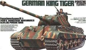 Tamiya 35169 German King Tiger