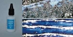 Vallejo 26231 Foam & Snow - Piana i śnieg