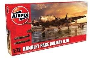 Handley Page Halifax B MkIII scale 1:72