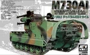 US M730A1 Chaparral Air Defense Missile System model AFV