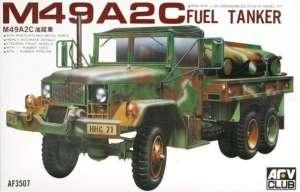 M49A2C Fuel Tranker model AFV 35007 in 1-35