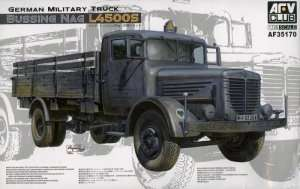 Truck Bussing NAG L4500S in scale 1-35