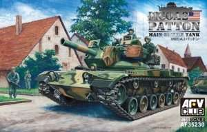 Tank M60A2 Patton in scale 1-35 AFV AF35230