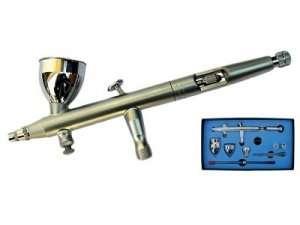 Adler AD-7790 Aerograf dwufunkcyjny z dyszą 0,2 / 0,3 mm