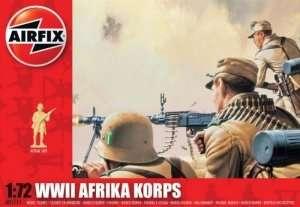Airfix A01711 Figurki - WWII Afrika Korps