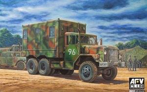 Model AFV Club 35304 M109A3 2.5-Ton 6×6 Shop Van