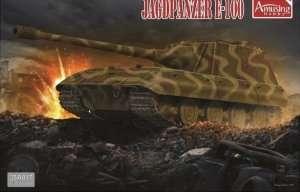 Model Jagdpanzer E-100 scale 1-35 -35A017