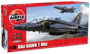 Brytyjski samolot treningowy BAe Hawk T.1 Airfix 05121 uszkodzone opakowanie