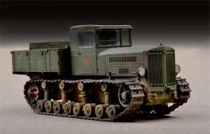 Soviet Komintern Artillery Tractor in scale 1-72