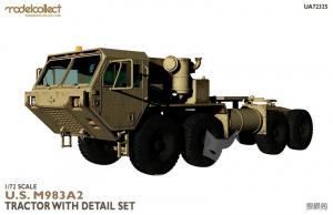 Ciężarówka wojskowa U.S. M983A2 Tractor Modelcollect 72325