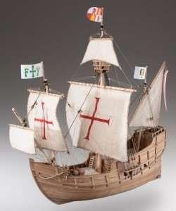 D008 Santa Maria wooden ship model kit