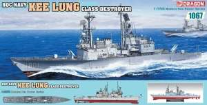 Kee Lung Class Destroyer - model Dragon in scale 1-350