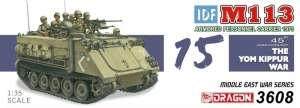 IDF M113 Armored Personnel Carrier in scale 1-35 Dragon 3608