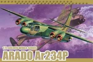 Arado Ar234P in scale 1-72