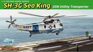 SH-3G Sea King Utility Transporter in scale 1-72