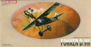 Fokker Dr.VIII - Knights of the Sky Collection in scale 1-48