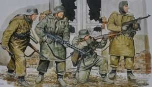 German Panzer Grenadiers - Kharkov 1943 Dragon 6059