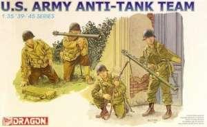 US Army Anti-Tank Team - Dragon in scale 1-35