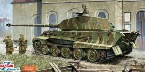 German tank Kigntiger 1-35 Dragon 6302