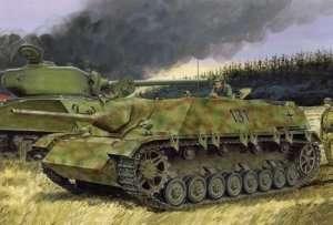 Tank destroyer Jagdpanzer IV L/48 in scale 1-35 Dragon 6369