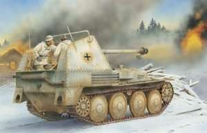 Sd.Kfz 138 Marder III Ausf.M (Initial Production) model Dragon in 1-35