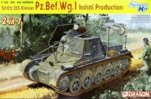 Sd.Kfz.265 Kleiner Pz.Bef.Wg.I (Initial Production) in scale 1-35