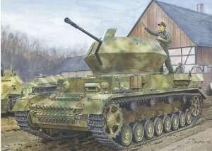 Dragon 6746 Flakpanzer IV Ausf.G w/Zimmerit