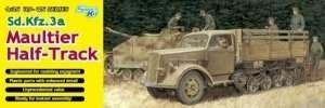 Sd.Kfz.3a Maultier Half-Track in scale 1-35