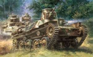 Dragon 6767 IJA Type 95 Light Tank Ha-Go