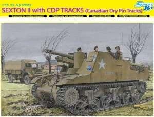 Dragon 6793 Sexton II With CDP Tracks (Canadian Dry Pin Tracks)