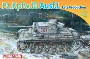 Dragon 7385 Pz.Kpfw.III Ausf.L Late Production