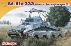 Sd.Kfz.232 Schwerer Panzerspahwagen (FU) in scale 1-35