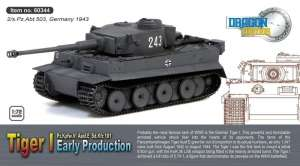 Tiger I Early 2/s.Pz.Abt.503 - ready model
