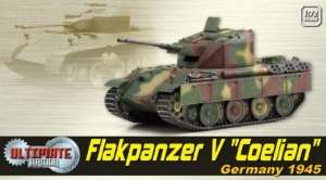 Flakpanzer V Coelian Germany 1945 - ready model 1-72