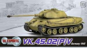 VK.45.02(P)V Germany 1945 - ready model 1-72
