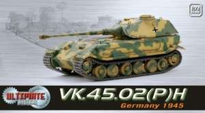 VK.45.02(P)H Germany 1945 - ready model 1-72
