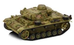 Tank Pz.Kpfw.III Ausf.M - ready model Dragon Armor 60579 in 1-72