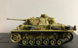 Pz.Kpfw.IV M Kursk Eastern Front ready model Dragon in 1-72