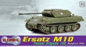 Ersatz M10 Belgium 1944 - ready model 1-72 Dragon Armor 60649