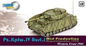 Pz.Kpfw.IV Ausf. J Western Front 1944 - Dragon Armor