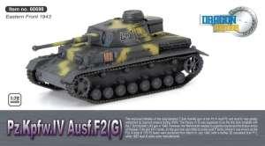 Pz.Kpfw.IV Ausf.F2(G) ready model Dragon 60698 in 1-72