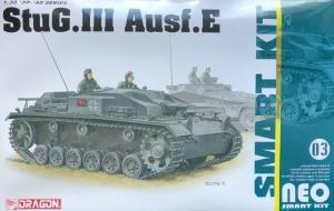 Dragon Neo Smart 6881 Działo pancerne StuG.III Ausf.E