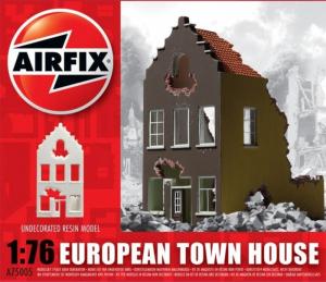 European Town House Airfix A75005 in 1-76