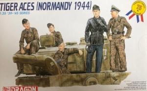 Tiger Aces Normandy 1944 Dragon 6028
