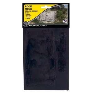 Rock Mold - Strata Stone - Woodland C1239