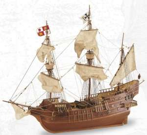 Wooden Model Ship Kit - San Juan 1/30 - Artesania 18022