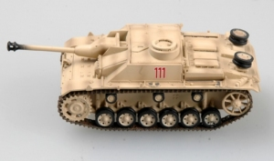 Stug III Ausf.G ready model in 1-72 Easy Model 36150