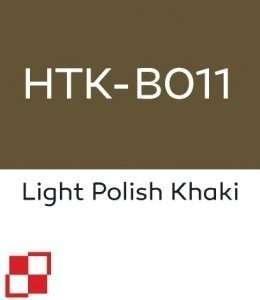 Hataka B011 Light Polish Khaki - acrylic paint 10ml